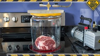 How Does Steak Cook In A Vacuum?