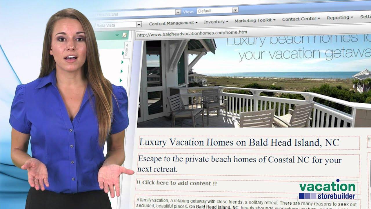 Vacation Rental Websites