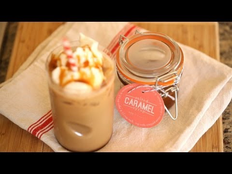 Salted Caramel Syrup for Coffee Recipe   Kin Community