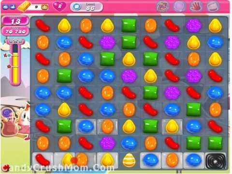 Candy Crush Level 86 Walkthrough Video & Cheats