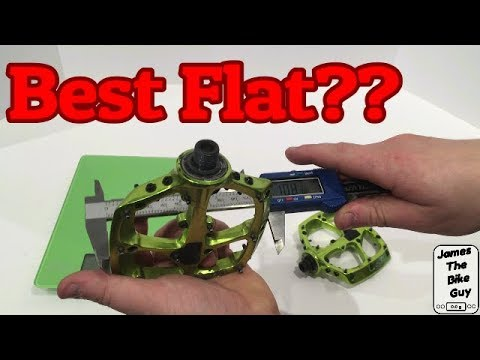 Specialized Boomslang Enduro Flat Mountain bike Pedal Review, Actual weight and Close Look