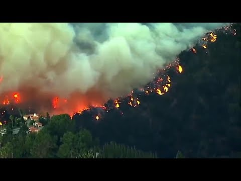 Santa Barbara Area Fire Recovery
