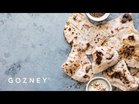 Cumin Flatbread | Roccbox Recipes | Gozney