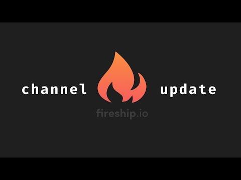 Fireship.io - Channel Update