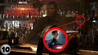 Download Top 10 Easter Eggs You Missed In Captain Marvel Trailer 3 Video
