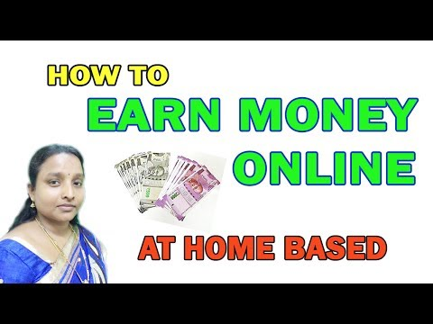 How to earn money from internet easily at Home Based in Tamil Latest 2017