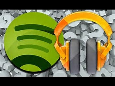 SPOTIFY VS GOOGLE PLAY AND SAMSUNG MILK ANDROID STREAMING APP