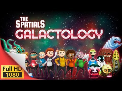 Simulation game The Spatials - Galactology on PC