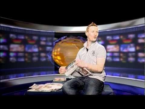 Richie Davies Presenter Showreel