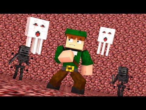 Minecraft PE : Pocket Heroes #07 - Portal do Nether !! (Minecraft Pocket Edition)