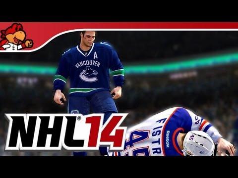 NHL 14 - Battle On, Battle Strong