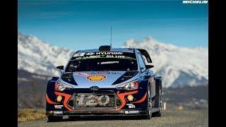 Shakedown - 2018 WRC Rallye Monte-Carlo - Michelin Motorsport