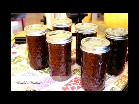 ~The Best Crock Pot Apple Butter With Linda's Pantry~