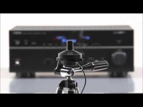 Yamaha YPAO Room Setup Tutorial