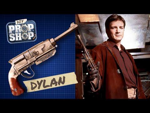 DIY Malcolm's Gun (Firefly) - DIY Prop Shop
