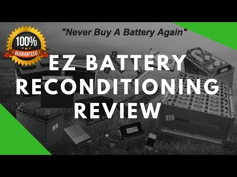 EZ Battery Reconditioning Review - DON'T BUY IT Until You See This!