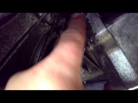 Mini Oil Leak from Gearbox
