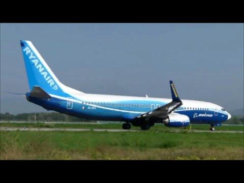 Planespotting @ Milan Bergamo Airport (2/2) - 02/10/2011