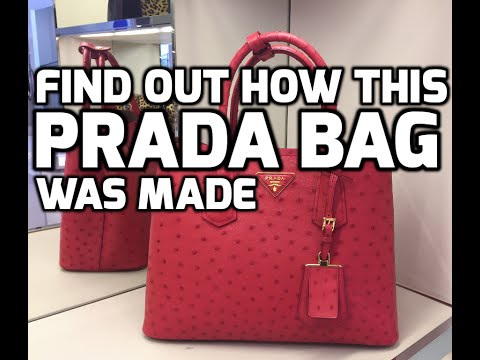 Birkin Bags and Prada Purses: A Look Inside the 'Luxury' Ostrich-Leather Bag Business