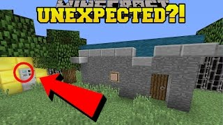 Minecraft: YOU WOULD NEVER EXPECT THIS!!! - Funny Moments