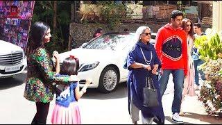 Bachchan Family: Aishwarya Rai, Abhishek Shweta, Jaya Arrives For Celebrate 25th Year OfSummer Funk