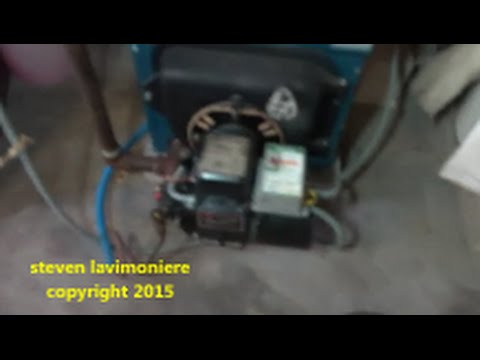 annual oil burner service cleaning with issues