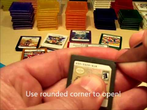 How to Repair Nintendo DS Games Replacement Case