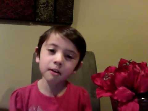 Wish list for Santa -- Video Sent to North Pole!