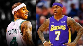 Isaiah Thomas Returning to Boston Celtics and Rejoining Them During Free Agency?