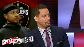 Chris Broussard on the Rockets - Clippers incident, Cleveland losing 4 straight | SPEAK FOR YOURSELF