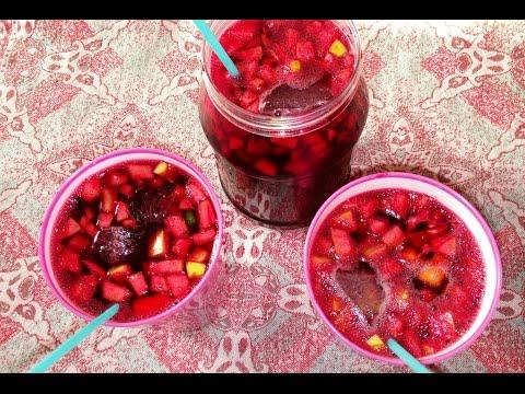 Best Sorrel  Fruit Punch (Zobo drink) Recipe