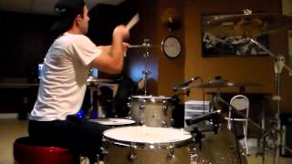 Gym Class Heroes - To Bob Ross With Love (drum cover)