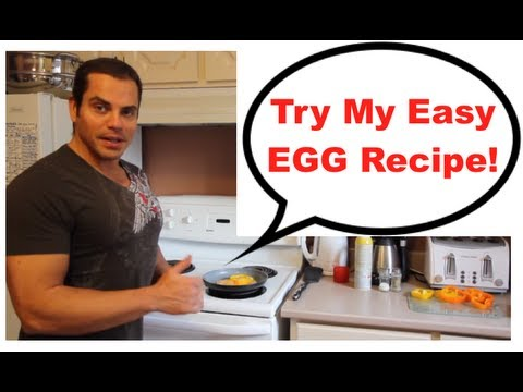 EASY EGG Recipe For Breakfast