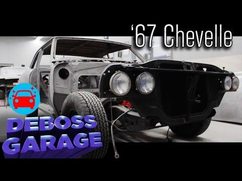 Randy's Restorations & Rods: '67 Chevelle
