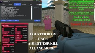 Roblox Counter Blox Hack Free Videos 9tubetv - counter blox roblox offensive hack aimbot roblox free