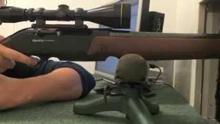 Winchester SXR Vulcan - first accuracy test