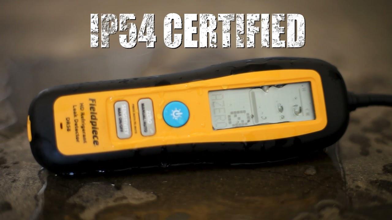 2 Best Refrigerant Leak Detectors DR82, DR58
