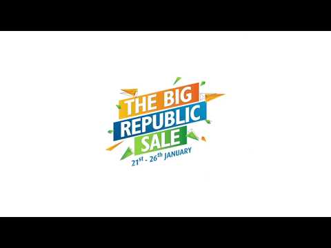 The Big Republic Sale  | Washing Machines & Refrigerators |  EMI Network | HD