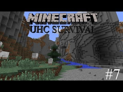 Minecraft: UHC Survival: Episode 7: Hunting For A Home!