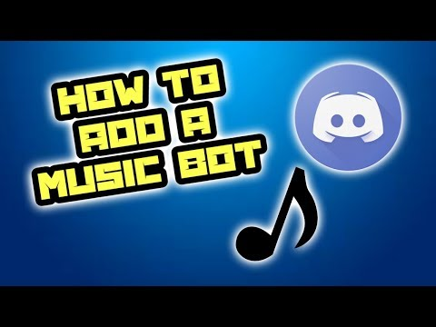 How To Add A Discord Music Bot In Your Discord Server 2017 (Very Easy Tutorial)