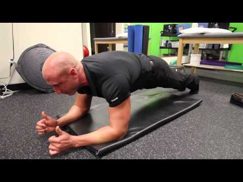 How to Do a Proper Plank