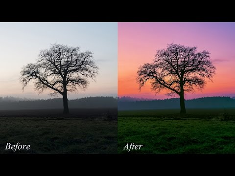 Photoshop Tutorial: Add Colors to Photos Using Gradient Maps [Photoshopdesire.com]