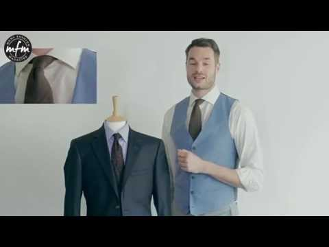 How To Match Your Shirt And Tie   Mens Shirt And Tie Combinations