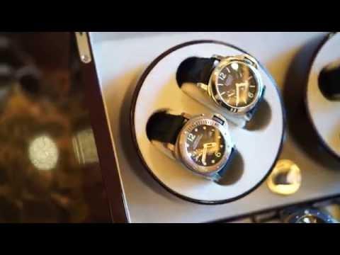 Product Video - Billstone Watch Winder Morgentau Plus 3