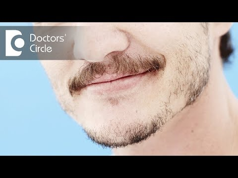 Ways to fill patchy gaps in beard on face - Dr. Sachith Abraham