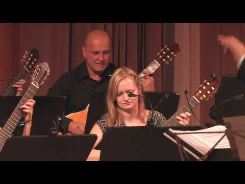 OUT OF SPACE - Liam Howlett, arr. Snelle Fjöll - Orkester Mandolina Ljubljana - dir. Andrej Zupan