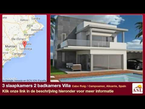 3 slaapkamers 2 badkamers Villa te Koop in Cabo Roig / Campoamor, Alicante, Spain