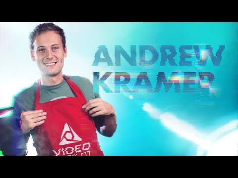 🔴 Catching up w/ Andrew Kramer & Video Copilot Livestream