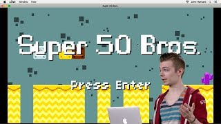 Super Mario Bros. - Lecture 4 - CS50's Introduction to Game Development