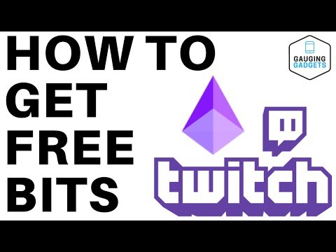 How To Get Free Bits on Twitch - Free Twitch Cheers